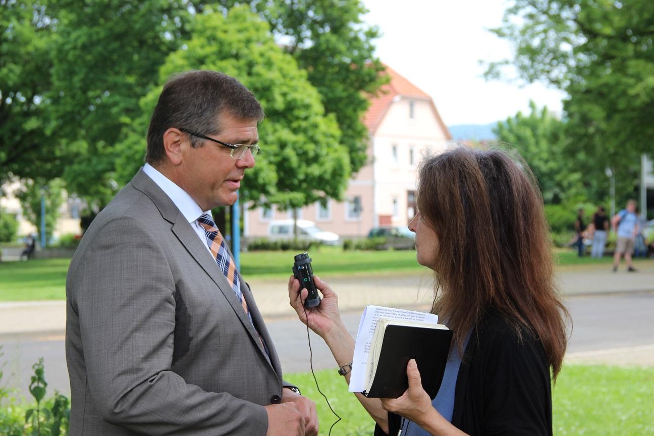 Folkert Groeneveld im Interview